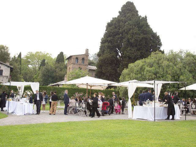 Il matrimonio di Olivia e Alessandro a Bracciano, Roma 13