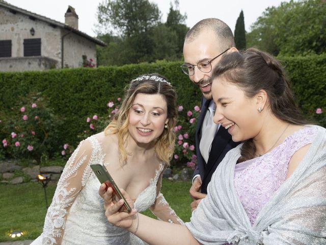 Il matrimonio di Olivia e Alessandro a Bracciano, Roma 17