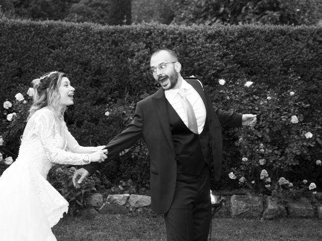 Il matrimonio di Olivia e Alessandro a Bracciano, Roma 18