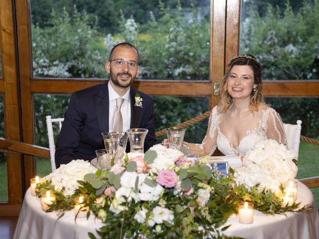 Il matrimonio di Olivia e Alessandro a Bracciano, Roma 19