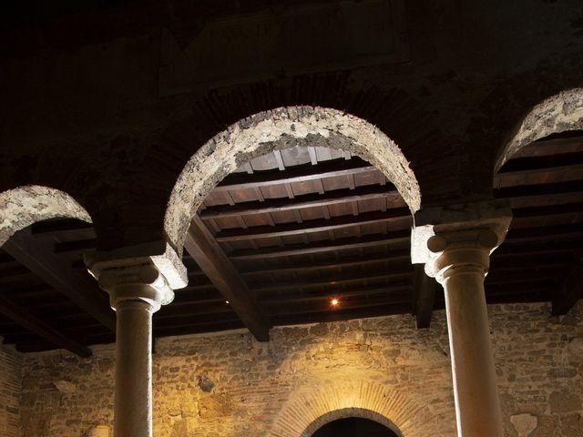 Il matrimonio di Olivia e Alessandro a Bracciano, Roma 20