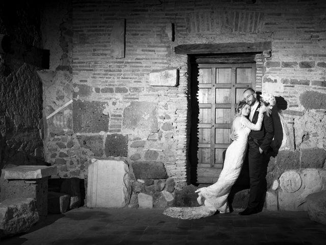 Le nozze di Alessandro e Olivia