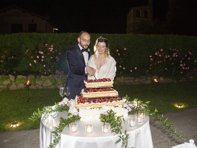 Il matrimonio di Olivia e Alessandro a Bracciano, Roma 25