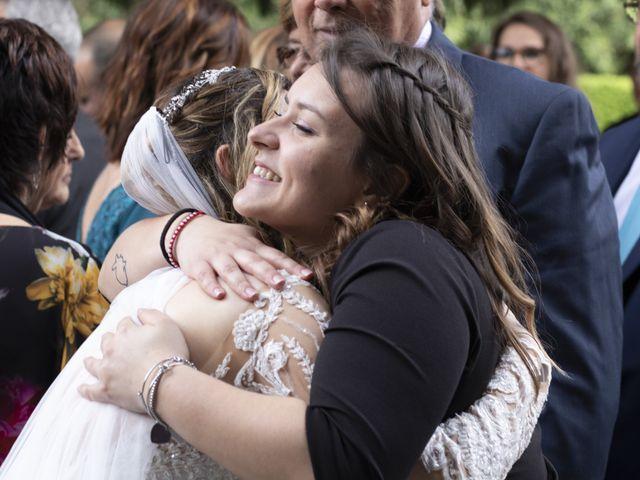 Il matrimonio di Olivia e Alessandro a Bracciano, Roma 27