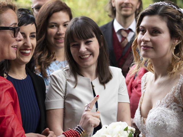Il matrimonio di Olivia e Alessandro a Bracciano, Roma 28