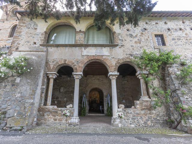 Il matrimonio di Olivia e Alessandro a Bracciano, Roma 31