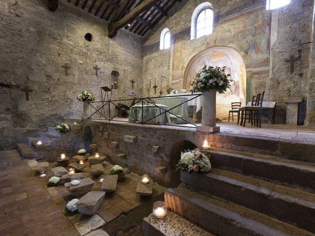 Il matrimonio di Olivia e Alessandro a Bracciano, Roma 32