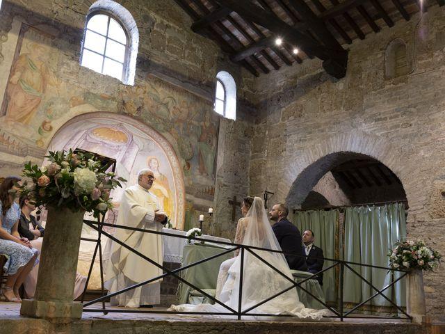 Il matrimonio di Olivia e Alessandro a Bracciano, Roma 33