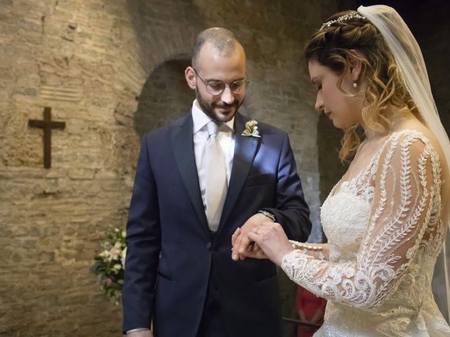 Il matrimonio di Olivia e Alessandro a Bracciano, Roma 36