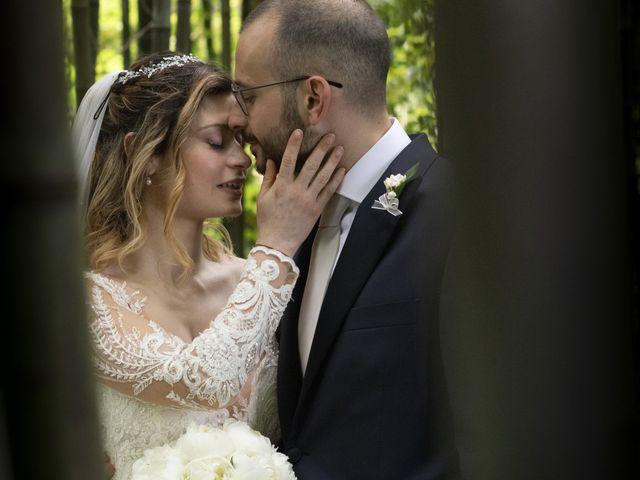 Il matrimonio di Olivia e Alessandro a Bracciano, Roma 40