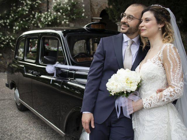 Il matrimonio di Olivia e Alessandro a Bracciano, Roma 42