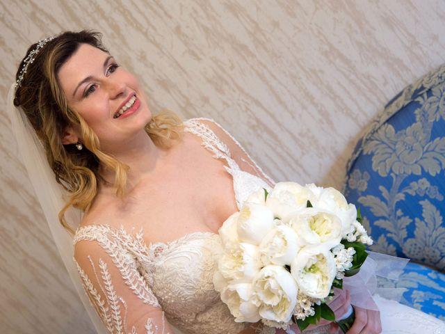 Il matrimonio di Olivia e Alessandro a Bracciano, Roma 44