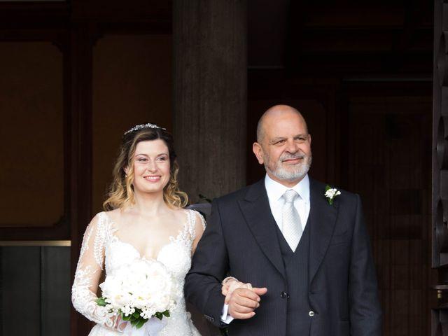 Il matrimonio di Olivia e Alessandro a Bracciano, Roma 52