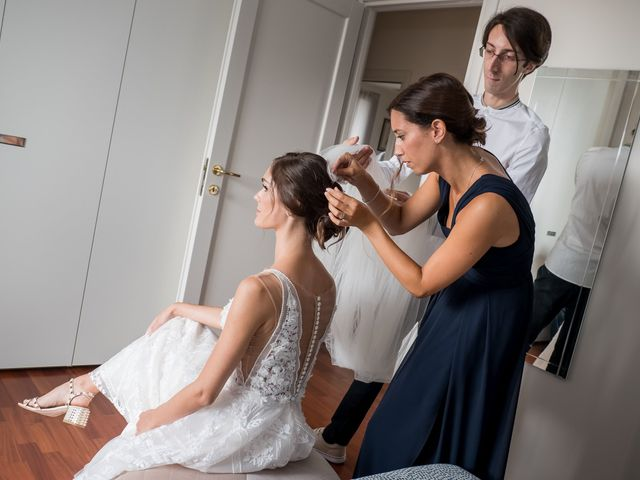 Il matrimonio di Fabio e Veronica a Calusco d'Adda, Bergamo 5