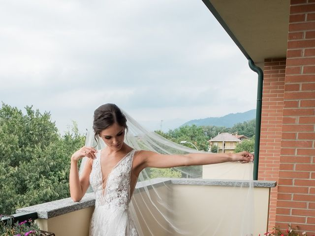 Il matrimonio di Fabio e Veronica a Calusco d'Adda, Bergamo 6
