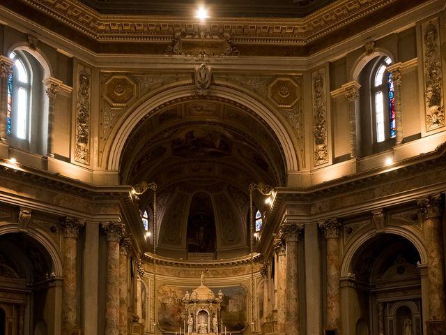 Il matrimonio di Fabio e Veronica a Calusco d'Adda, Bergamo 16