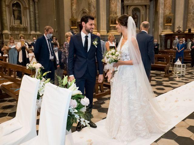 Il matrimonio di Fabio e Veronica a Calusco d'Adda, Bergamo 17