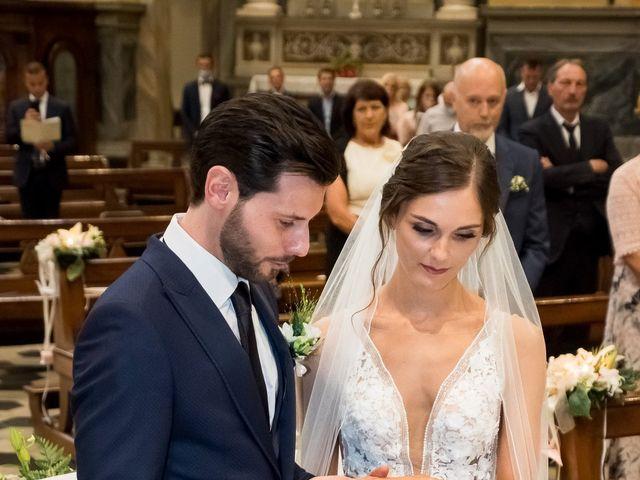 Il matrimonio di Fabio e Veronica a Calusco d'Adda, Bergamo 19