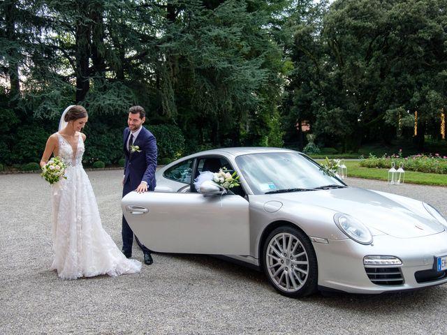 Il matrimonio di Fabio e Veronica a Calusco d'Adda, Bergamo 25