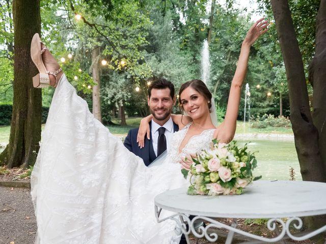 Il matrimonio di Fabio e Veronica a Calusco d'Adda, Bergamo 1