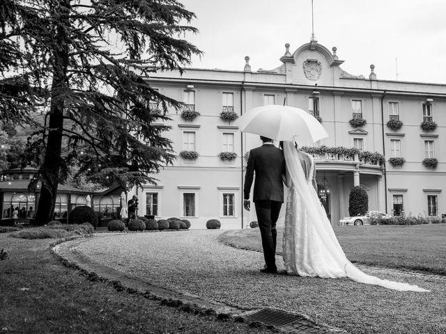 Il matrimonio di Fabio e Veronica a Calusco d'Adda, Bergamo 33