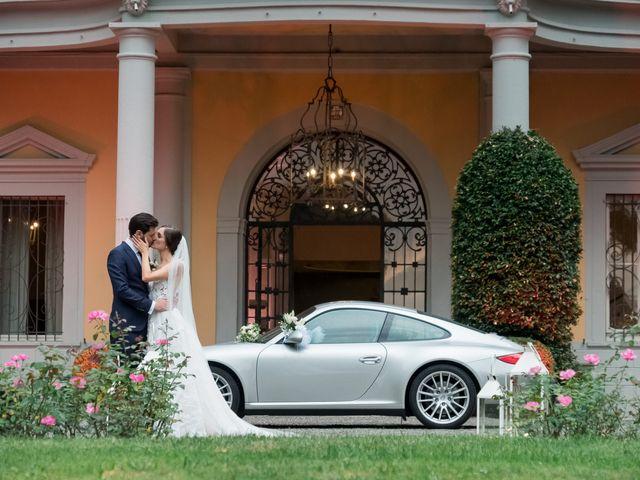 Il matrimonio di Fabio e Veronica a Calusco d'Adda, Bergamo 34