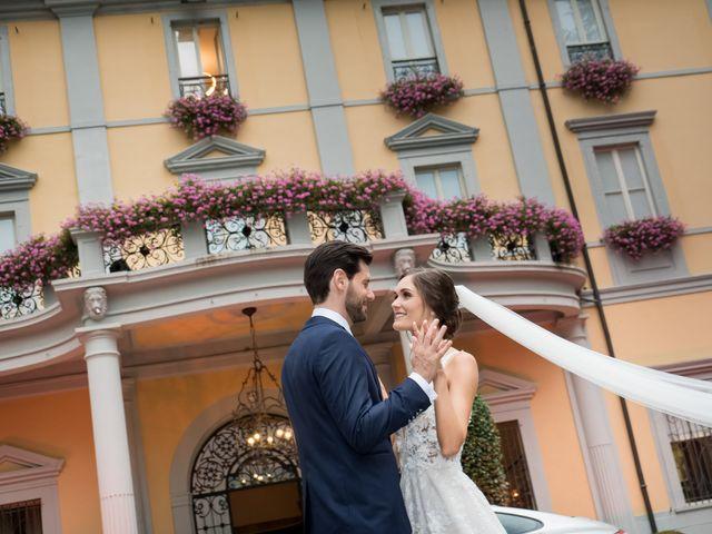 Il matrimonio di Fabio e Veronica a Calusco d'Adda, Bergamo 35