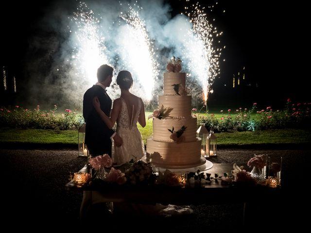 Il matrimonio di Fabio e Veronica a Calusco d'Adda, Bergamo 47