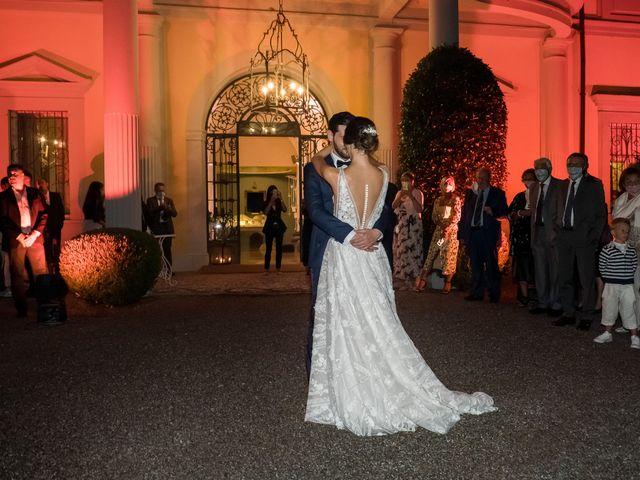 Il matrimonio di Fabio e Veronica a Calusco d'Adda, Bergamo 45
