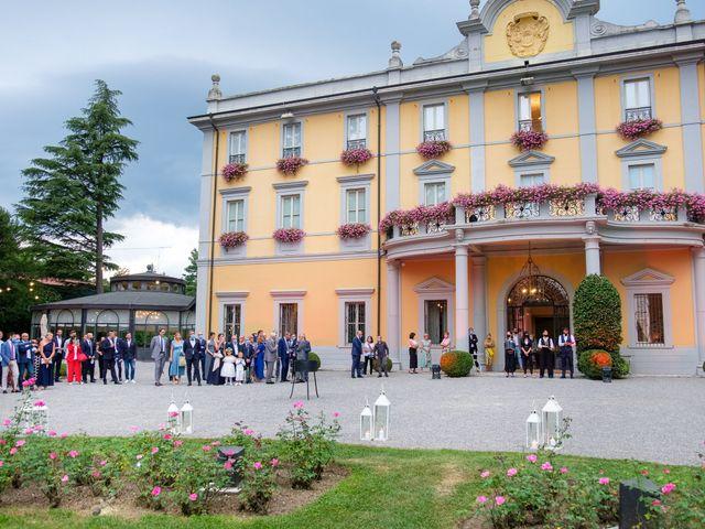 Il matrimonio di Fabio e Veronica a Calusco d'Adda, Bergamo 23