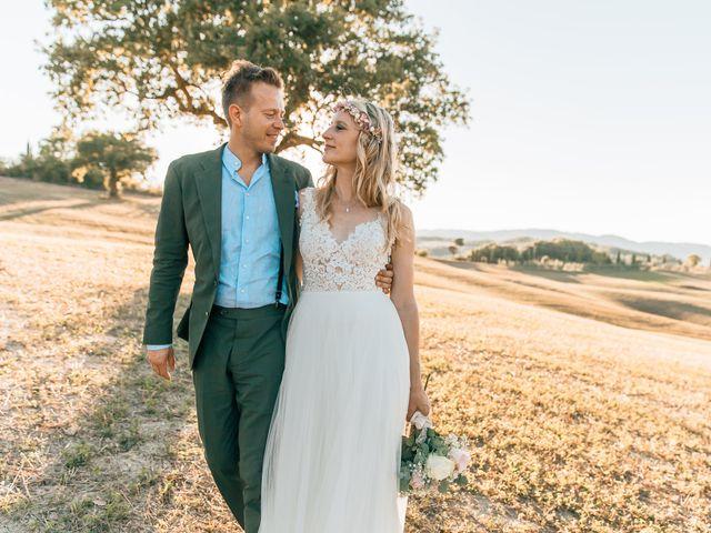 Le nozze di Verena e Philipp