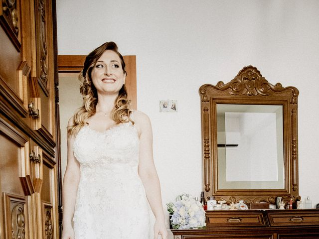 Il matrimonio di Alessio e Vanessa a Forza d'Agrò, Messina 4