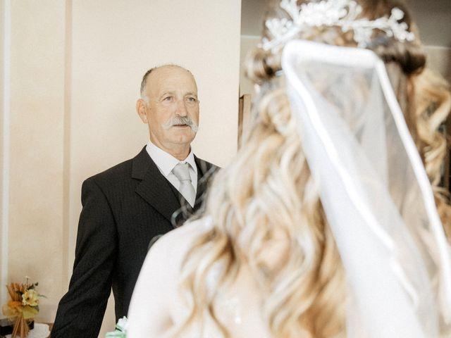 Il matrimonio di Alessio e Vanessa a Forza d'Agrò, Messina 9