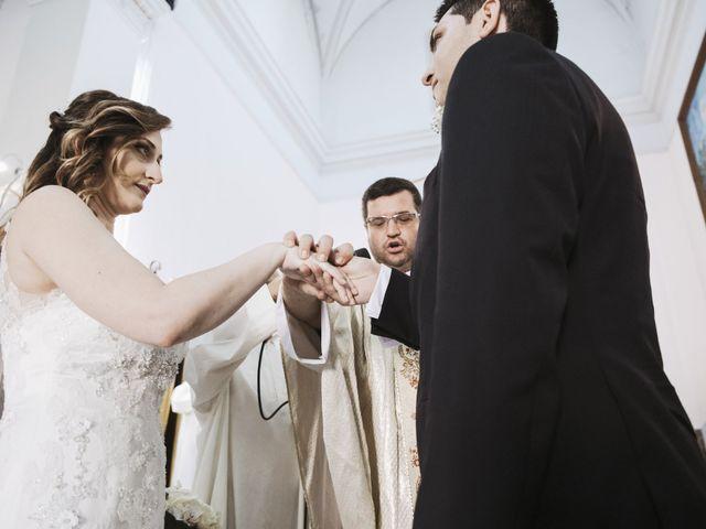 Il matrimonio di Alessio e Vanessa a Forza d'Agrò, Messina 22