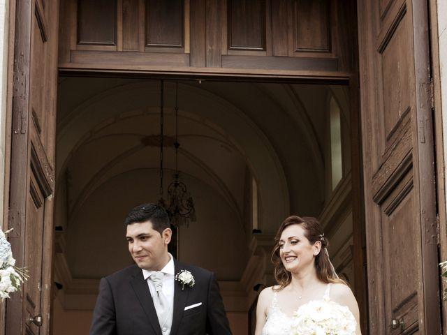 Il matrimonio di Alessio e Vanessa a Forza d'Agrò, Messina 25