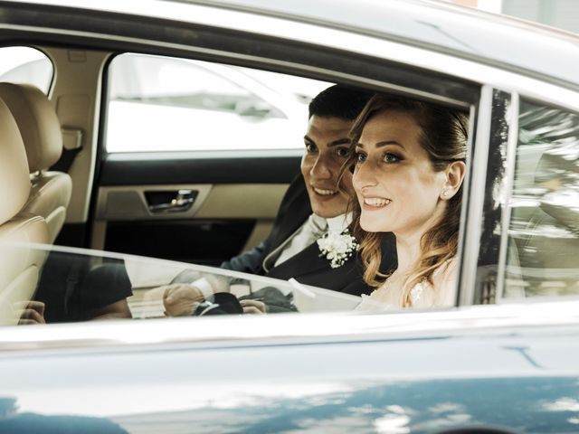 Il matrimonio di Alessio e Vanessa a Forza d'Agrò, Messina 27
