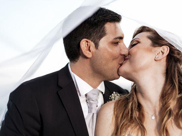 Il matrimonio di Alessio e Vanessa a Forza d'Agrò, Messina 28