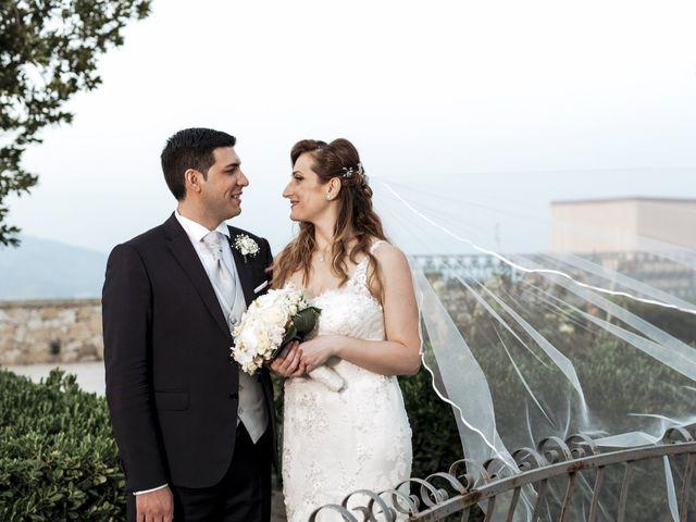 Il matrimonio di Alessio e Vanessa a Forza d'Agrò, Messina 30
