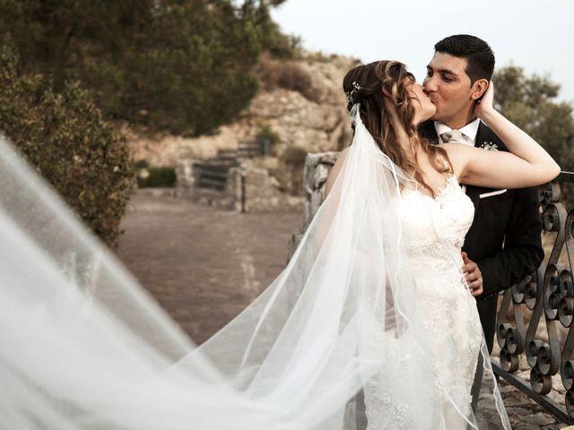 Il matrimonio di Alessio e Vanessa a Forza d'Agrò, Messina 31