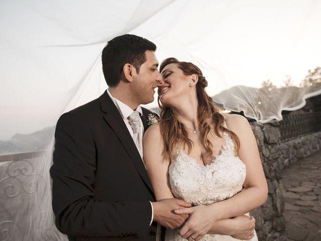 Il matrimonio di Alessio e Vanessa a Forza d'Agrò, Messina 32