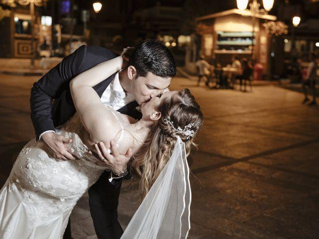 Il matrimonio di Alessio e Vanessa a Forza d'Agrò, Messina 34