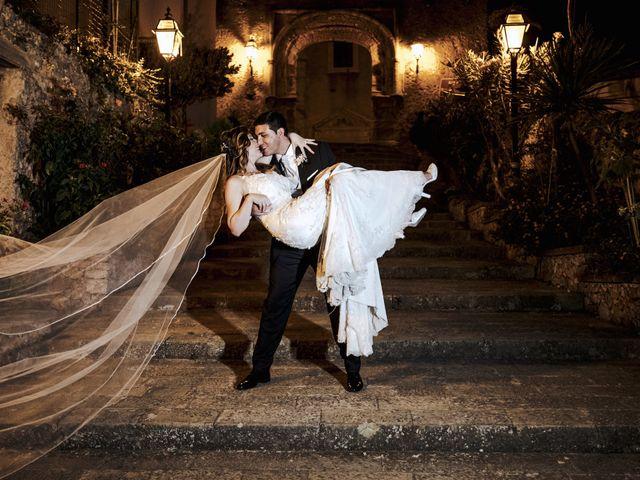 Il matrimonio di Alessio e Vanessa a Forza d'Agrò, Messina 35