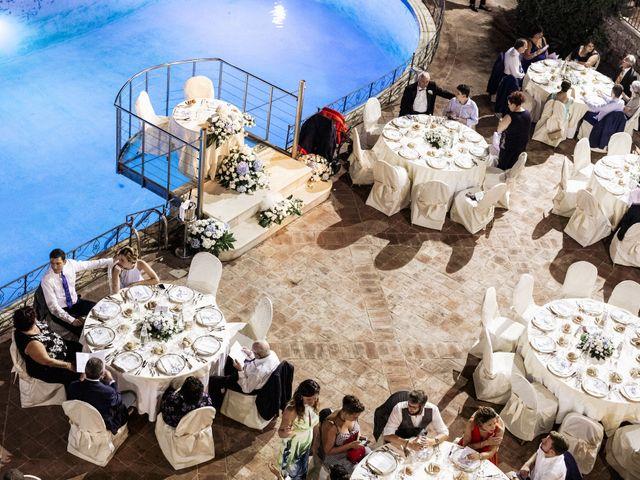 Il matrimonio di Alessio e Vanessa a Forza d'Agrò, Messina 36