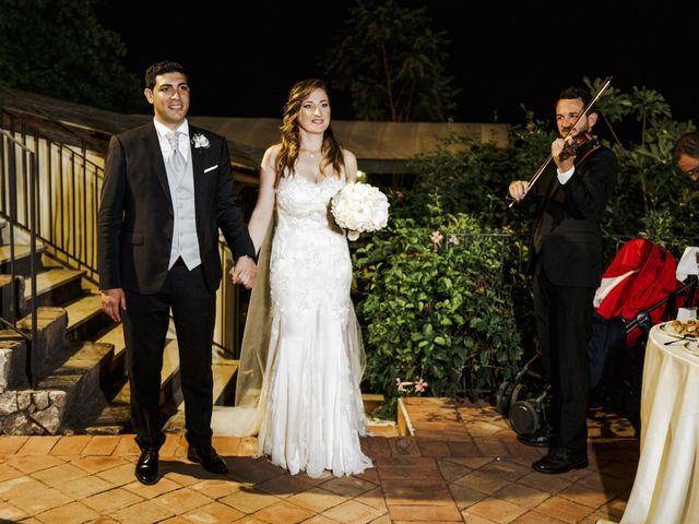 Il matrimonio di Alessio e Vanessa a Forza d'Agrò, Messina 37