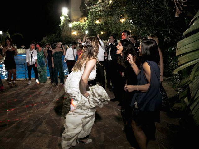 Il matrimonio di Alessio e Vanessa a Forza d'Agrò, Messina 40