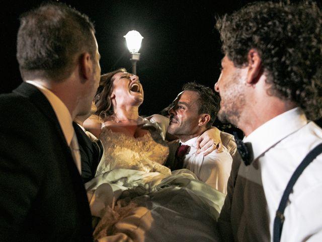 Il matrimonio di Alessio e Vanessa a Forza d'Agrò, Messina 41