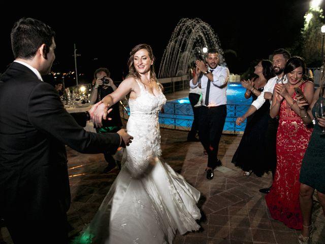 Il matrimonio di Alessio e Vanessa a Forza d'Agrò, Messina 2