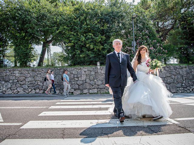 Il matrimonio di Luisella e Claudio a Lazise, Verona 6
