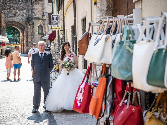 Il matrimonio di Luisella e Claudio a Lazise, Verona 8