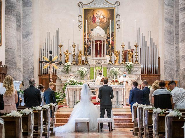Il matrimonio di Luisella e Claudio a Lazise, Verona 9